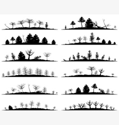 Landscape5 vector image