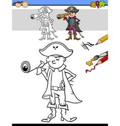 Preschool task for children vector