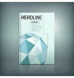 Modern brochure 02 c vector
