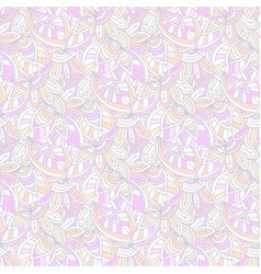 Ornamental pale pattern for web background vector