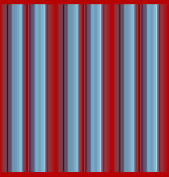 Seamless texture red blue stripes vector