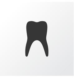 Teeth icon symbol premium quality isolated dental vector