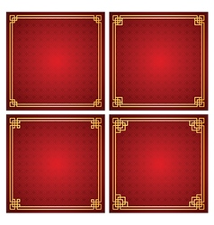 Chinese frame vector