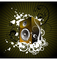 Musical graphic vector
