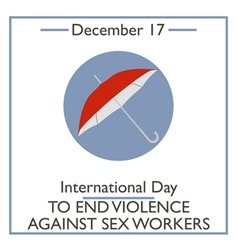 Day sex workers vector