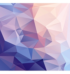 Pastel abstract background for design vector image