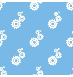 Mechanism seamless pattern vector