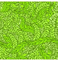 Botanical seamless vector