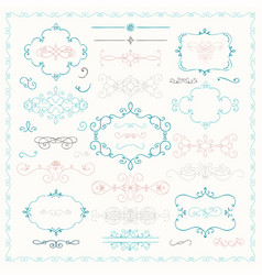 Colorful hand drawn decorative doodle design vector