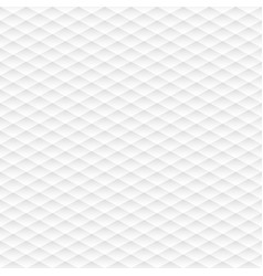 seamless geometric texture white background vector image vector image