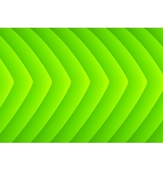 Abstract green ecology vector
