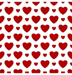 Valentines day design wrapping paper vector