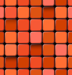 Abstract seamless background of different blocks vector image vector image