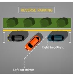 Reverse parking 02 b vector