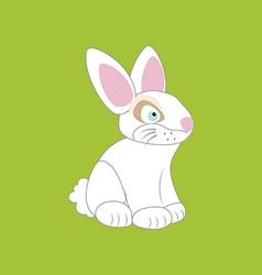 Rabbit Bunny Icon vector image vector image