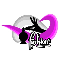 Fashion symbol vector