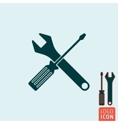 Tools icon isolated vector image