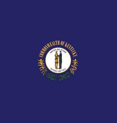 Seal of kentucky vector