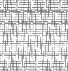 abstract seamless mesh pattern vector image vector image