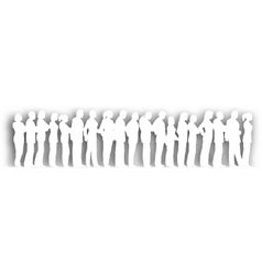 Cutout queue vector