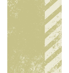 hazard stripes texture vector image