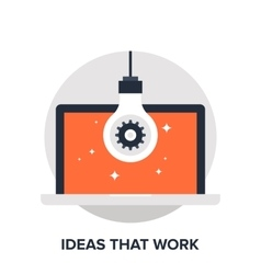 Ideas that work vector
