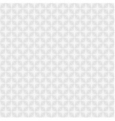 seamless of isolated linear squares vector image vector image