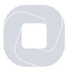 Square design element vector
