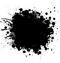 Ink background vector