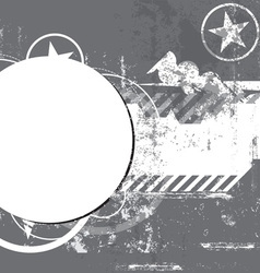 Grungy abstract background vector