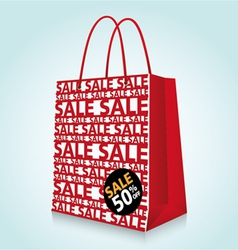 Shopping bag 01 vector
