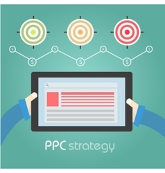 Pcc strategy targets graph vector