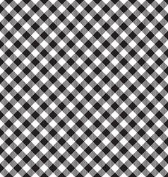 Black tablecloth diagonal background seamless vector