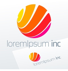 Emblem for Fashion Cosmetics vector image