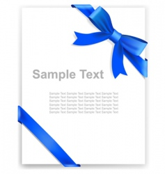 greeting card certificate vector image