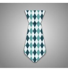 Necktie vector