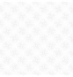 seamless isolated lines vector image vector image