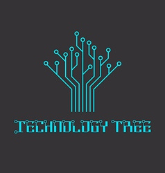 Technology tree of the microcircuit engineering vector
