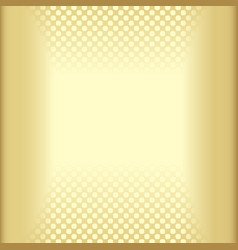 Beige abstract halftone background vector