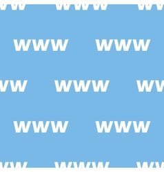 Www seamless pattern vector