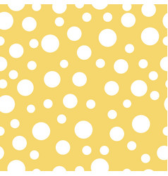 cheese seamless texture vector image vector image