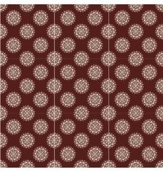 Mehendi pattern vector