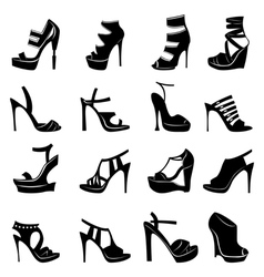 St shoes 4 vector