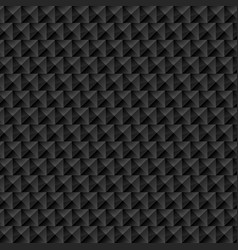 Black squares geometric technology background vector