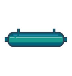 Condenser chemistry lab vector