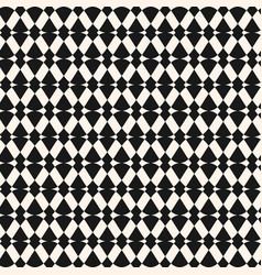 simple monochrome ornamental seamless background vector image vector image