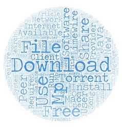 Free mp3 download provider text background vector