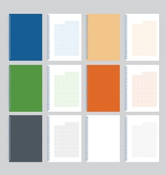 Notebook vector