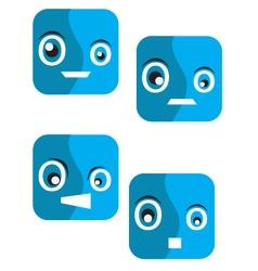 Emotion Box vector image