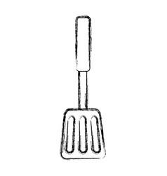 Kitchen utensil icon vector